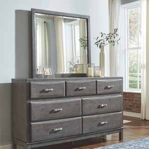 Caitbrook - Gray - Dresser 1