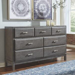 Caitbrook - Gray - Dresser