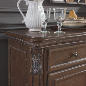 Charmond - Brown - Dining Room Buffet 1