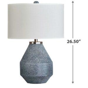 Kristeva - Blue - Metal Table Lamp (1/CN) 1