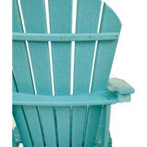 Sundown Treasure - Turquoise - Adirondack Chair 1