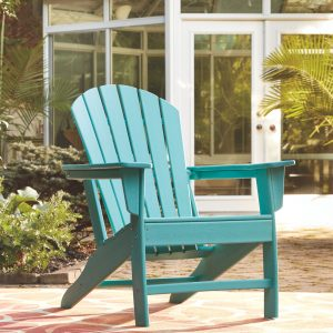 Sundown Treasure - Turquoise - Adirondack Chair