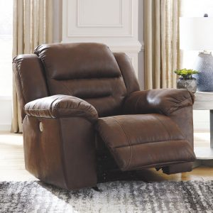 Stoneland - Chocolate - Rocker Recliner 1