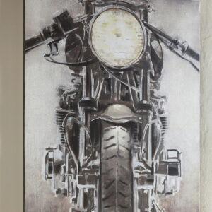 Jaimin - Gray/White/Brown - Wall Art 1