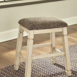 Bolanburg - Two-tone - Upholstered Stool (2/CN)