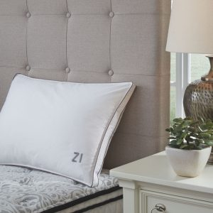 Z123 Pillow Series - White - Total Solution Pillow (4/CS)