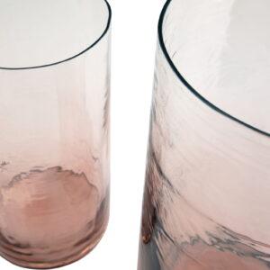 Devona - Pink - Vase Set (2/CN) 1