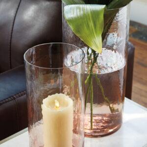 Devona - Pink - Vase Set (2/CN) 2