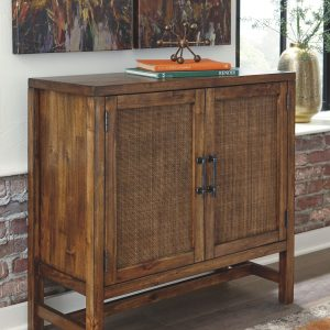 Beckings - Brown - Accent Cabinet