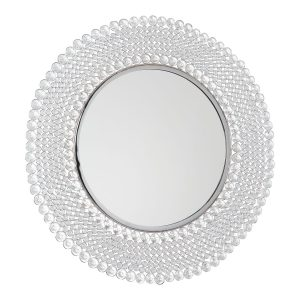 Marly - Clear/Silver Finish - Accent Mirror 1