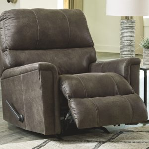 Navi - Smoke - Rocker Recliner 1