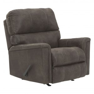 Navi - Smoke - Rocker Recliner