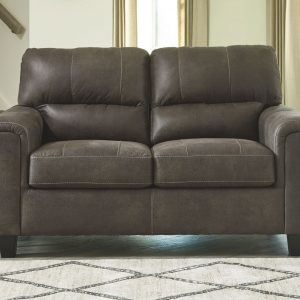 Navi - Smoke - Loveseat 1