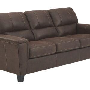 Navi - Chestnut - Sofa