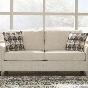 Abinger - Natural - Sofa & Loveseat 1