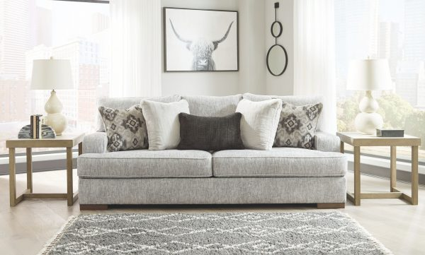 Mercado - Pewter - Sofa & Loveseat 2