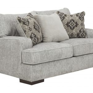 Mercado - Pewter - Loveseat