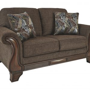 Miltonwood - Teak - Loveseat