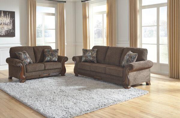 Miltonwood - Teak - Sofa 2