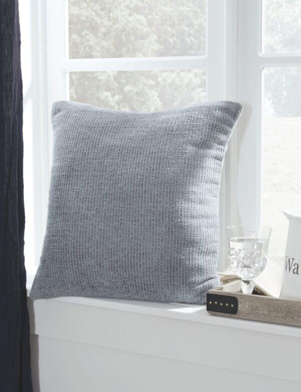 Larae - Gray - Pillow (4/CS)