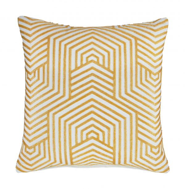 Adrik - Golden Yellow - Pillow