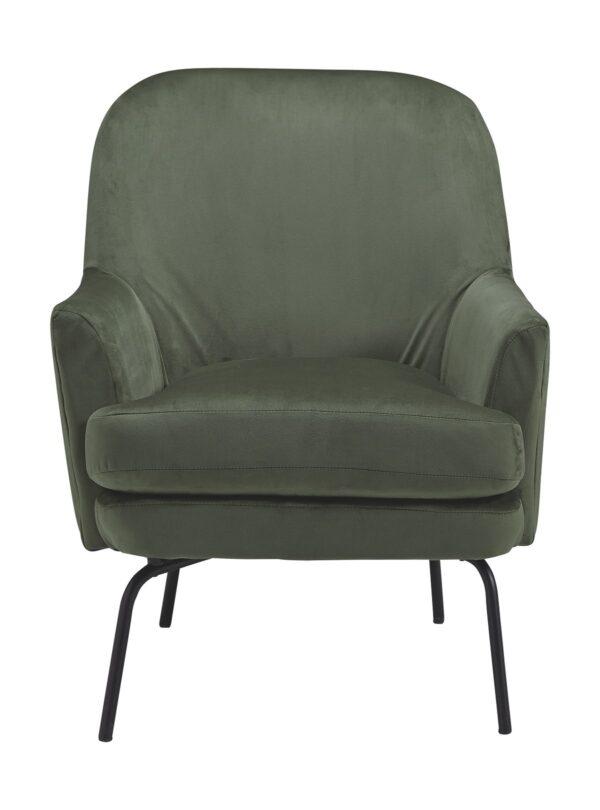 Dericka - Moss - Accent Chair 2