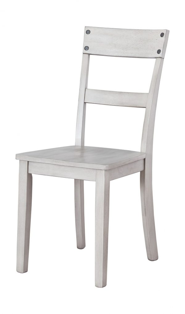 Loratti - Gray - Dining Room Side Chair (2/CN)