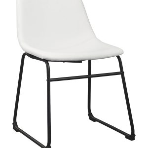 Centiar - White - Dining UPH Side Chair (2/CN) 1