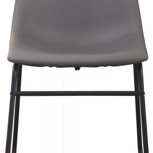 Centiar - Gray - Dining UPH Side Chair (2/CN) 1