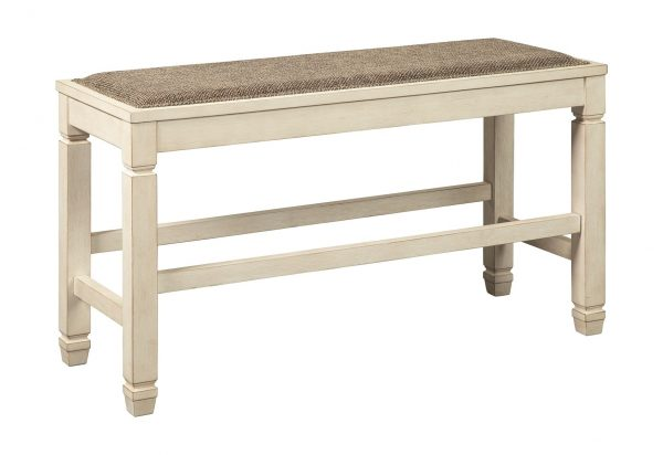 Bolanburg - Two-tone - DBL Counter UPH Bench (1/CN) 2