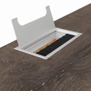 Arlenbry - Gray - Home Office Small Desk & Swivel Desk Chair 1