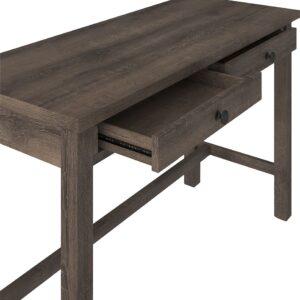 Arlenbry - Gray - Home Office Desk & Swivel Desk Chair 1