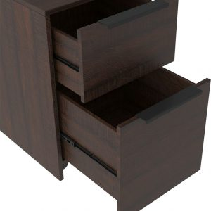 Camiburg - Warm Brown - File Cabinet 2