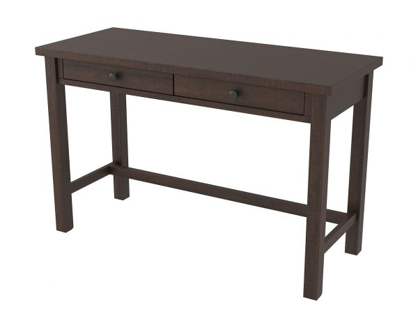 Camiburg - Warm Brown - Desk, File Cabinet & Swivel Desk Chair 1