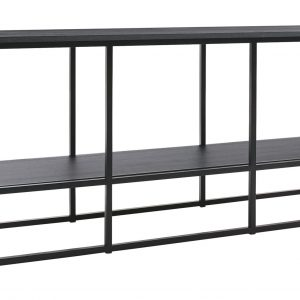 Yarlow - Black - Extra Large TV Stand 1