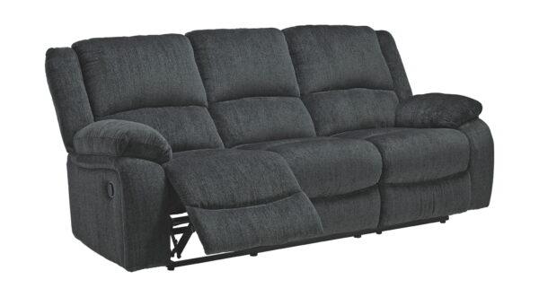 Draycoll - Slate - Reclining Sofa 1