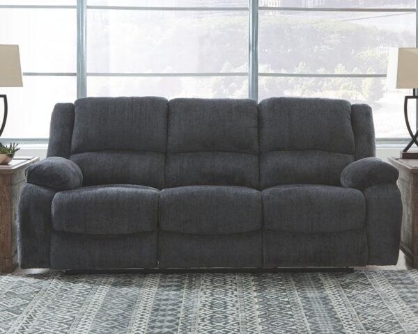 Draycoll - Slate - Reclining Sofa