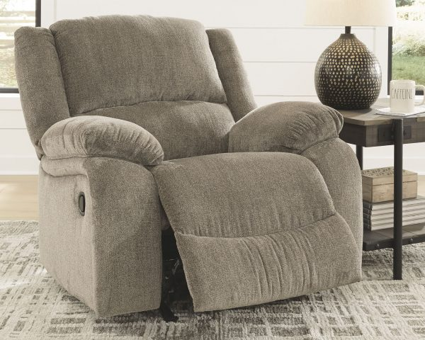 Draycoll - Pewter - Rocker Recliner 1