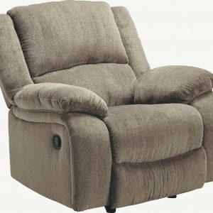 Draycoll - Pewter - Rocker Recliner