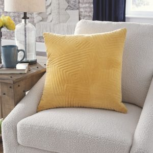 Kastel - Golden Yellow - Pillow (4/CS)