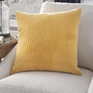 Kastel - Golden Yellow - Pillow