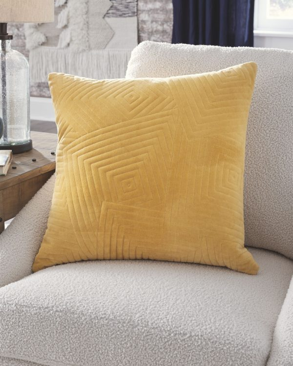 Kastel - Golden Yellow - Pillow