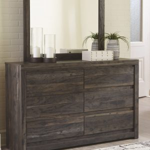 Vay Bay - Charcoal - Dresser 1