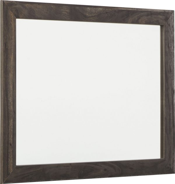 Vay Bay - Charcoal - Dresser & Mirror 2