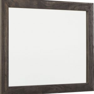 Vay Bay - Charcoal - Bedroom Mirror