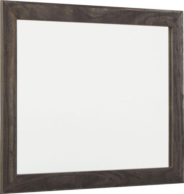Vay Bay - Charcoal - Bedroom Mirror