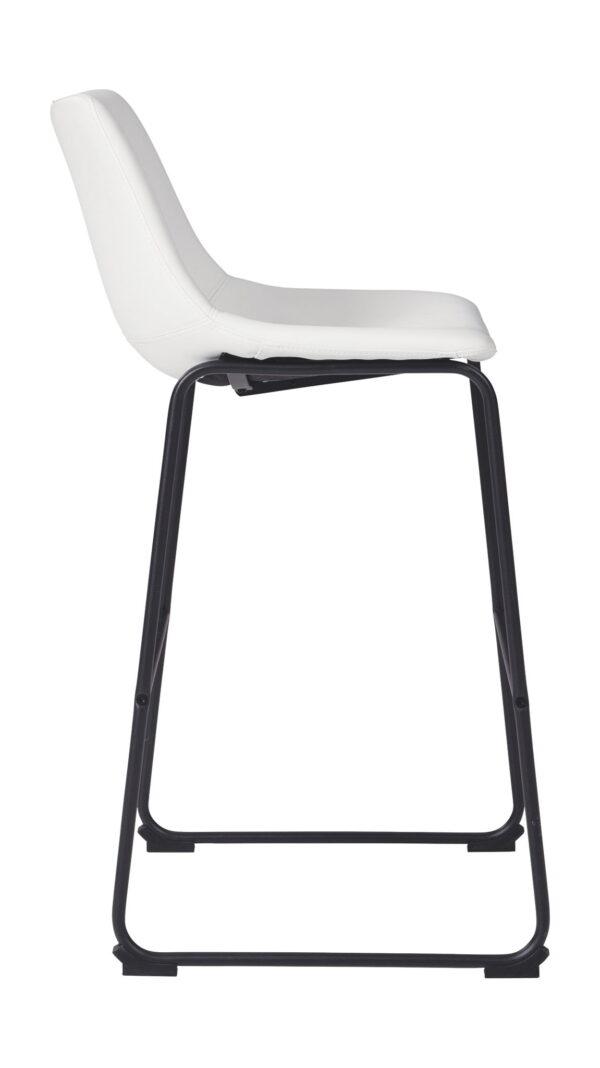 Centiar - White - Tall UPH Barstool (2/CN) 1