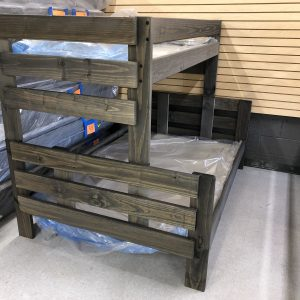 Pinecrafter – Bunk Bed (twin/full)